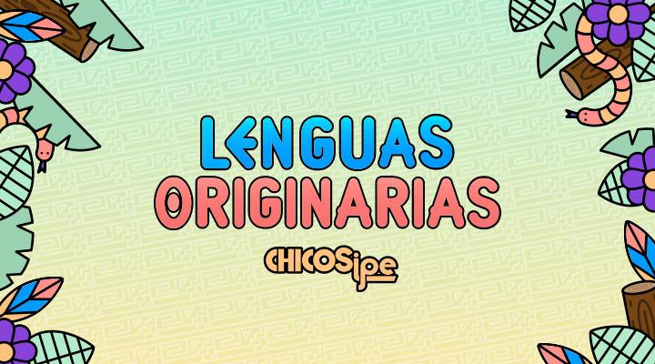 Chicos IPe - Lenguas originarias