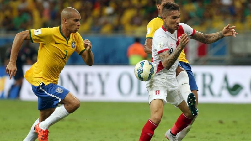 Peru Vs Brasil Blanquirroja Hoy Se Juega Su Pase A Cuartos De Final Tvperu