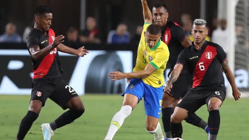 Peru Vs Brasil Fecha Hora Y Posibles Alineaciones Por La Fecha 2 De Las Eliminatorias Qatar 2022 Tvperu